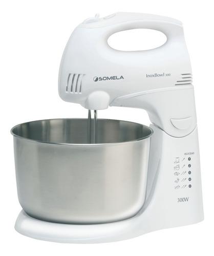 batidora somela inox bowl