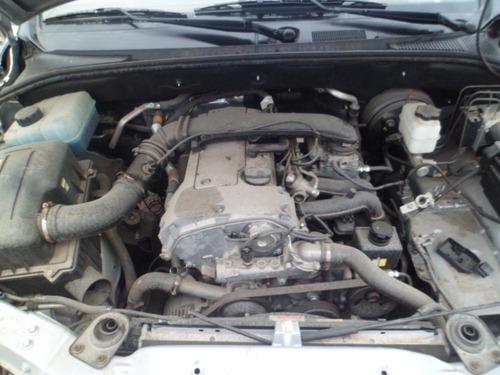 batidos sucata ssang yong actyon 2.3 16v motor peças pecas