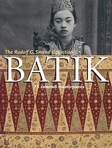 batik: 75 obras maestras seleccionadas: la colección rudolf