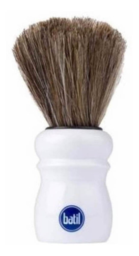 batil pincel p/ barba cerdas naturais