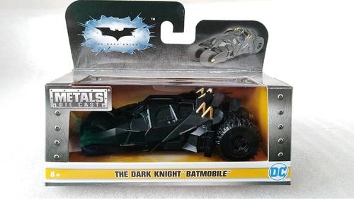 batimobil  batman the dark knight marca jada a escala 1:32