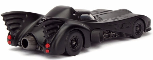 batimovil batman 1989 jada 1:24 batmobile planeta juguete