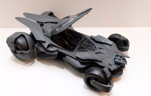 batimovil batman vs superman jada toys batmobile metal dc