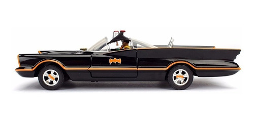 batimovil batmobile classic serie tv 1966 batman robin jada