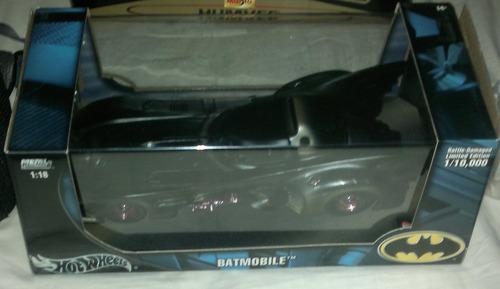 batimovil battle damaged hot wheels gdbx77