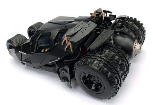 batimovil the dark knight batmobile & batman planeta juguete