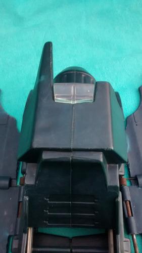 batimovil y nave serie animada 1993 usado con detalles