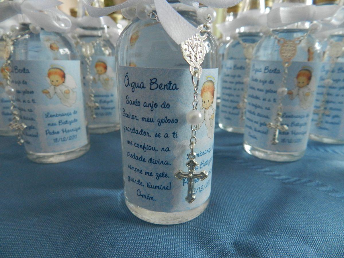 Armario Horizontal Inox ~ 20 Lembrancinha Batizado Batismo GarrafinhaÁgua Benta Terço R$ 71,40 em Mercado Livre