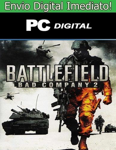 batlefield bad company 2 pc ultra hd português