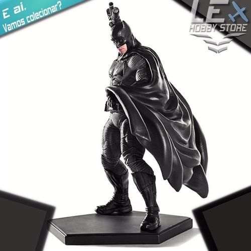 batman 1/10 - suicide squad - iron studios