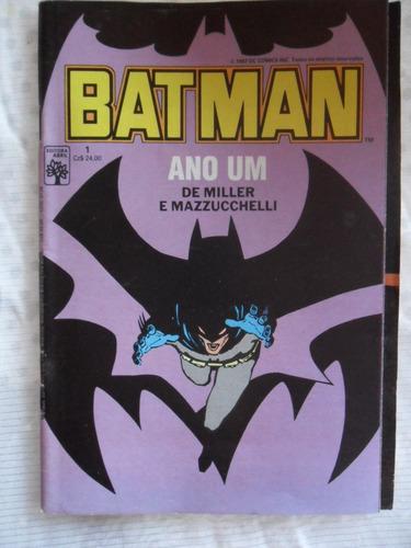 batman 2ª série da editora abril 1987! vários! r$ 10,00 cada