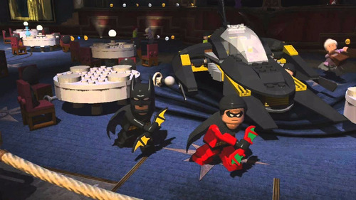 batman 3ds jogo lego