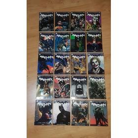 Batman 80 Años Ovni Press Coleccion Completa