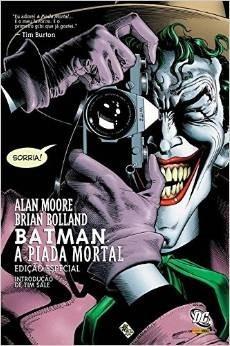 batman - a piada mortal - volume 1 livro alan moore frete 10