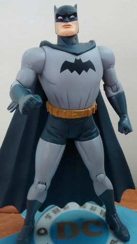 batman action figure the new frontier series 2 (aberto)