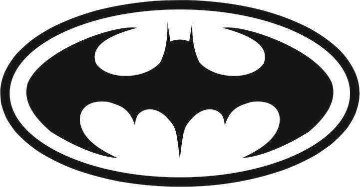 batman adesivo simbolo batman s u00edmbolo adesivo mod 02 5cm batman logo black and yellow batman logo black and white printable