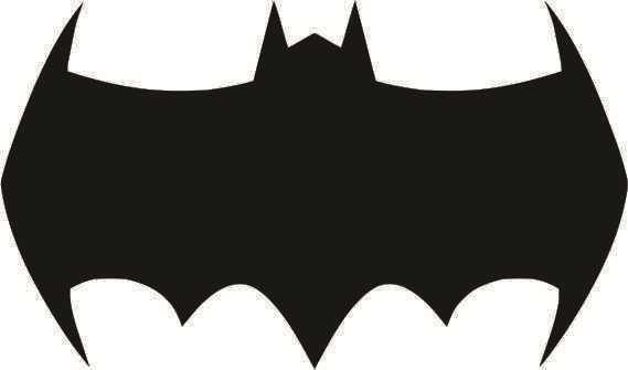 Group Of Batman Adesivo Simbolo Mod