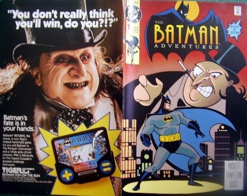 batman adventures 1 dc october 1992 templeton first printing