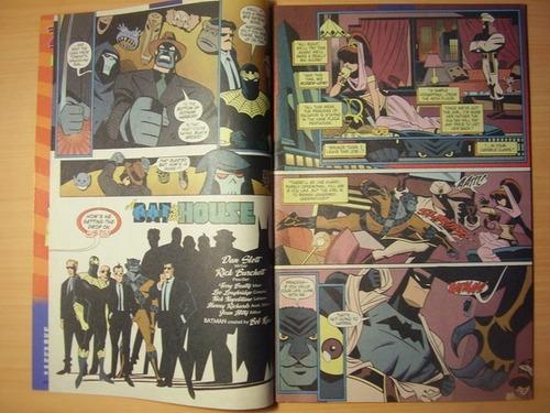 batman adventures number 7 strikes american comic english  v