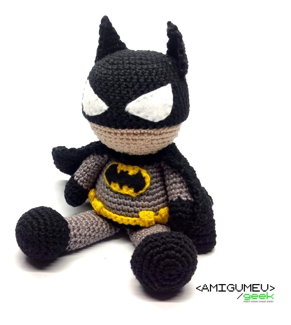 43 Free Batman Amigurumi Pattern Collection Pictures - Page 30 of ... | 1072x962