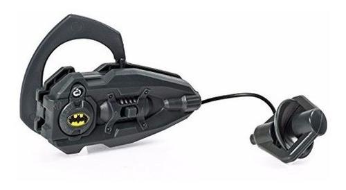 batman amplificador sonido linterna proyector distractor son