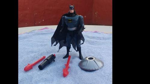 batman animated series city toys años 90