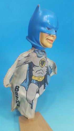 batman - antiguo juguete -original ideal toy 1966