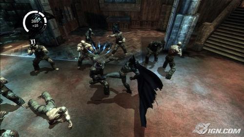batman arkham asylum arkham ps3
