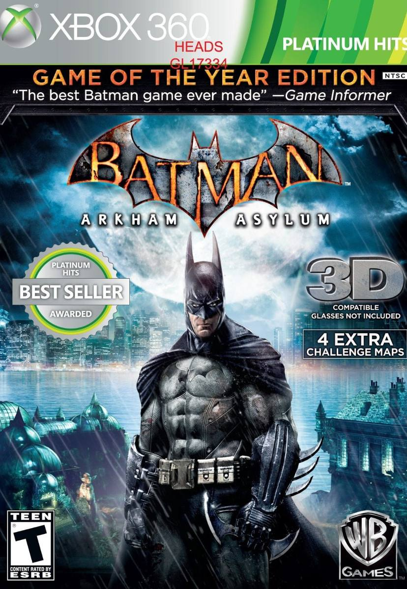 Batman: Arkham Knight - Game of the Year Edition (Xbox One ...