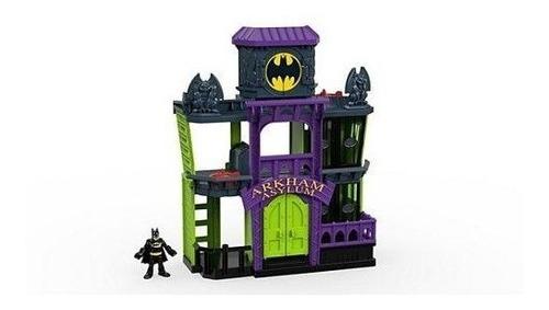 batman - arkham asylum - imaginext - envío gratis