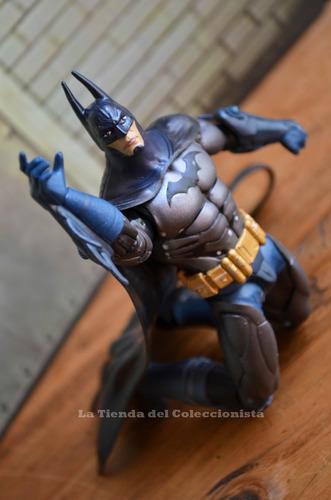 batman arkham city figura articulada para coleccionistas