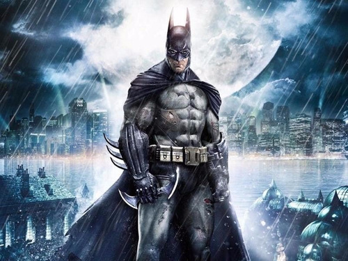 batman: arkham city goty edition steam digital key