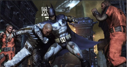 batman arkham city ps3 español