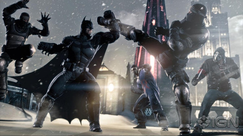 batman: arkham city - ps3 ¡fisico-usado! sin manual