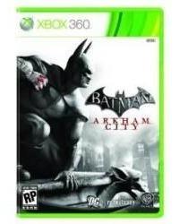 batman arkham city xbox  nuevo envio gratis