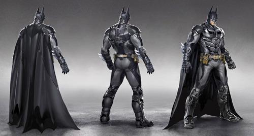 batman arkham knight armor - armadura impresion 3d stl