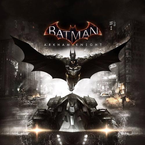 batman arkham knight código digital original para steam pc