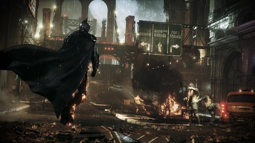 batman arkham knight latino digital ps4