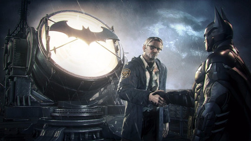 batman : arkham knight - ps4 fisico sellado