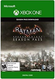 batman: arkham knight - season pass | xbox one |key| entrinm
