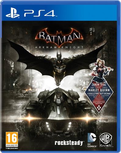 batman arkham night ps4 digital