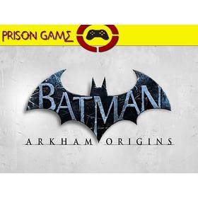Batman: Arkham Origins | Ps3 | Entrega Inmediata
