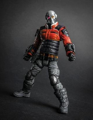batman arkham origins firefly deathstroke anarky deadsho vv4