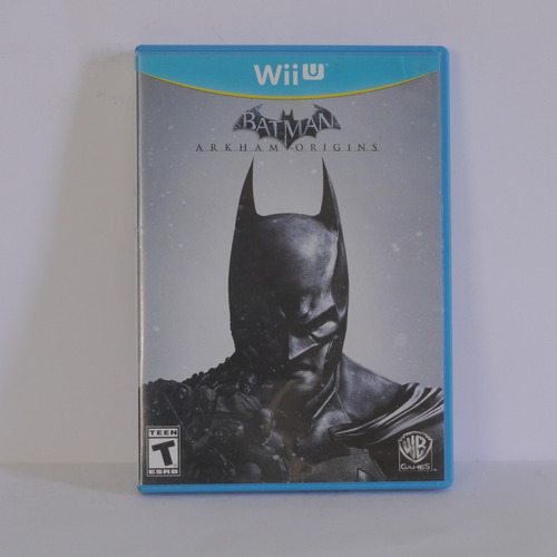 batman arkham origins  - nintendo wii u