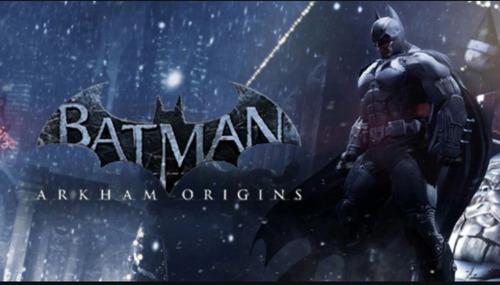 batman arkham origins ps3 juegos