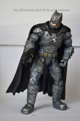 batman armadura figura de coleccion batman vs superman