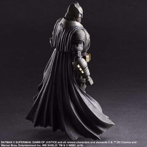 batman armored vs. superman play arts kai  dark knight joker