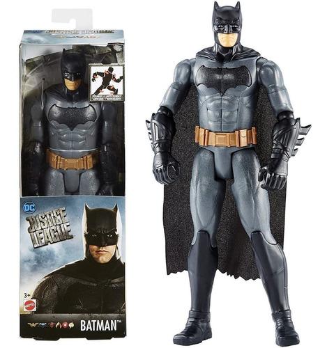 batman articulado justice league mattel fgg79 30cm