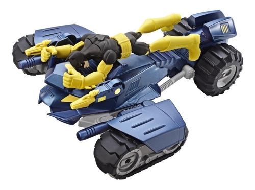 batman bat-tank - atack-bat (dc universe - mattel)