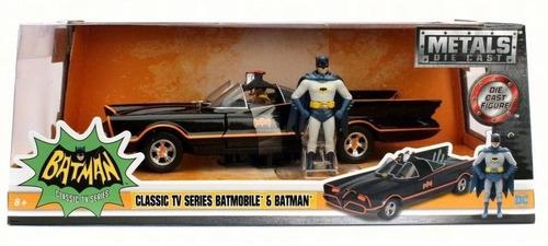 batman batimovil 1/24 jada metal batmobile modelo aelegir eg